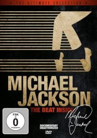 Cover Michael Jackson - The Beat Inside [DVD]